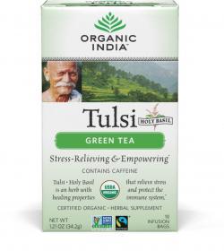 Tulsi grønn té