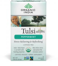 Tulsi peppermynte